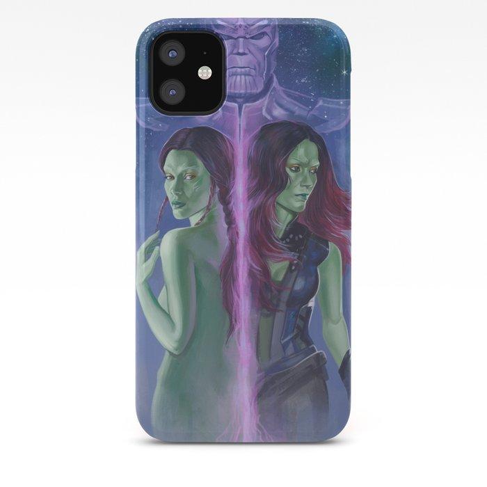 Gamora Art Guardians of the Galaxy iphone case