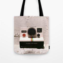 OneStep Land Camera, 1977 Tote Bag