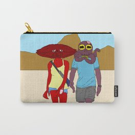 Enchantment Under The Sea Escape Plan Carry-All Pouch