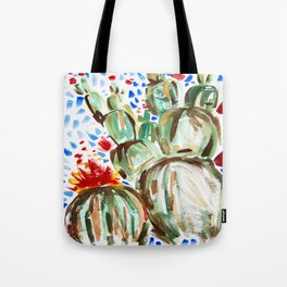 Melody Maker Plants Tote Bag