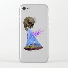 Fertile Valley Clear iPhone Case