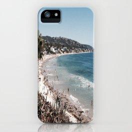 Crescent Bay iPhone Case