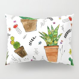 Houzz Plants Pillow Sham