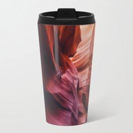 Antelope Canyon Rainbow Travel Mug