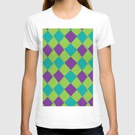 Modern Argyle 2 T-shirt