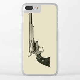 Revolver Clear iPhone Case