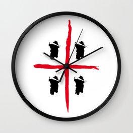 Battro Sardigna Wall Clock