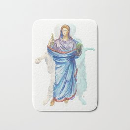 Faustina The Younger & Personifications Bath Mat