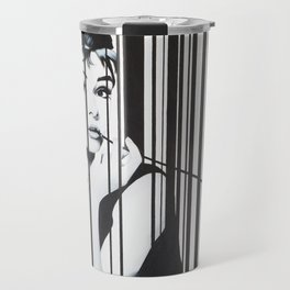 Audrey Hepburn Travel Mug