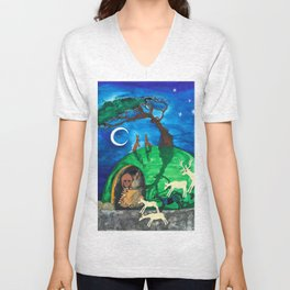 The Enchantment Unisex V-Neck