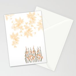 Flowers in Paradise Stationery Cards