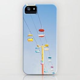 Sky Ride iPhone Case