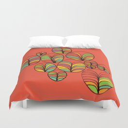 Garden Bay Duvet Cover