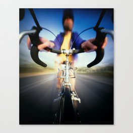 Bike! Canvas Print
