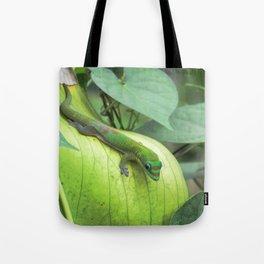 Blending In Tote Bag