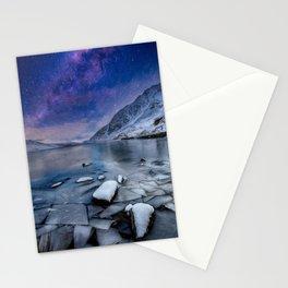 Ogwen Lake Snowdonia Wales Stationery Cards
