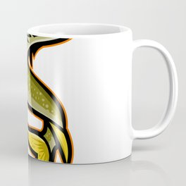 Northern Pike Sports Mascot Coffee Mug