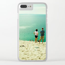 Lookout Clear iPhone Case