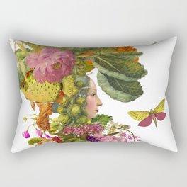 Magic Garden XI Rectangular Pillow