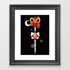 Eternal Wand Framed Art Print