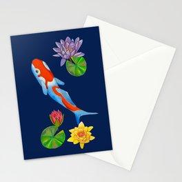 Koi Joy Stationery Cards