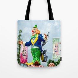 The clown Tote Bag