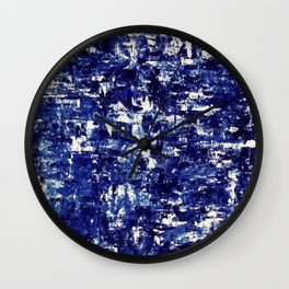 Iceland - Greenland Wall Clock