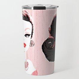 Barbie in Jewels Travel Mug