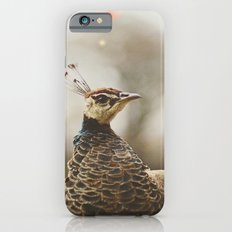 Little Miss Peahen iPhone 6s Slim Case