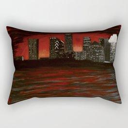Leaves of Change Rectangular Pillow