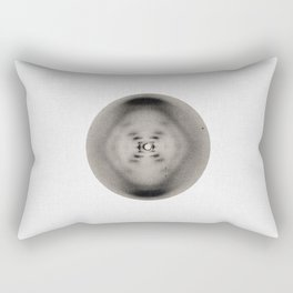X-ray diffraction image of DNA Rectangular Pillow