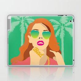 Lana Palm Trees Laptop & iPad Skin