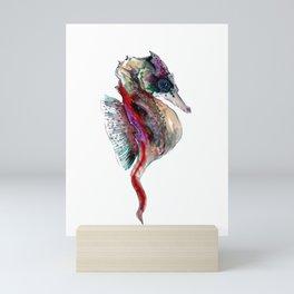 Magic Seahorse Mini Art Print