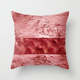 V-Scapes Remix #1 Throw Pillow