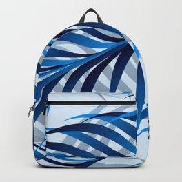 Blue Tropic Backpack
