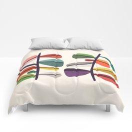 Plant specimens Comforters