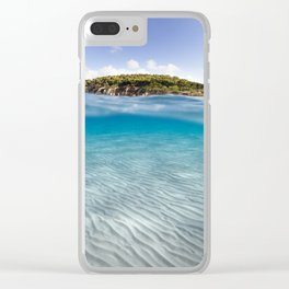 160907-0804 Clear iPhone Case