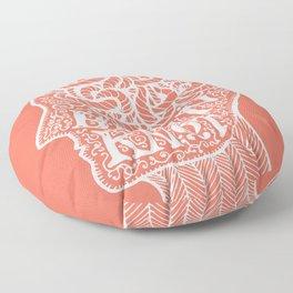Brainknot Floor Pillow