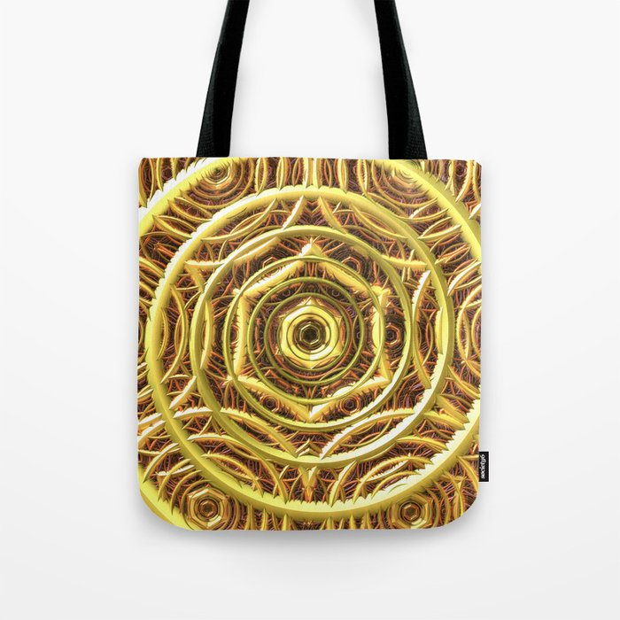 Rich Web Tote Bag