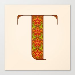 T - Amarilis Canvas Print