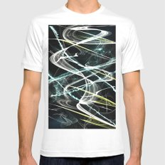 Buy This! MEDIUM Mens Fitted Tee White