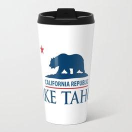 Lake Tahoe. Travel Mug