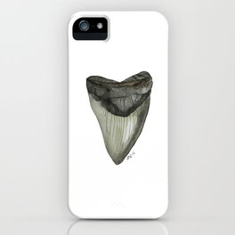 Shark Tooth iPhone Case