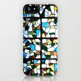 Beauty in Brokenness Andreas 1 iPhone Case