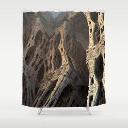 Necropolis Shower Curtain