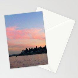 Cemetery Island, Venice Stationery Cards
