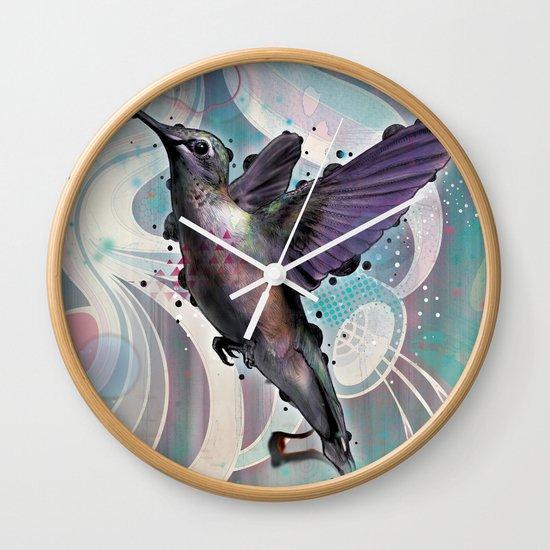 Reaching Wall Clock