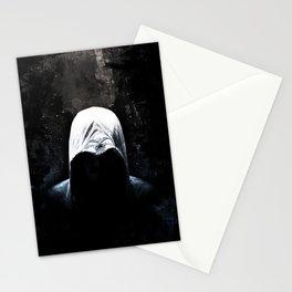 Native Assassin Hood - Color Stationery Cards