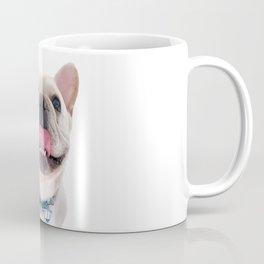 Dapper Frenchie Coffee Mug