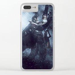 League of Legends GRAVES Clear iPhone Case